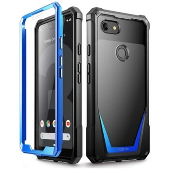 Poetic Guardian Clear Case For Google Pixel 3 XL