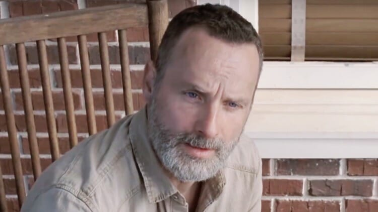 Rick Grimes Character in The Walking Dead
