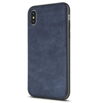 Salawat iPhone XS Max Leather Case