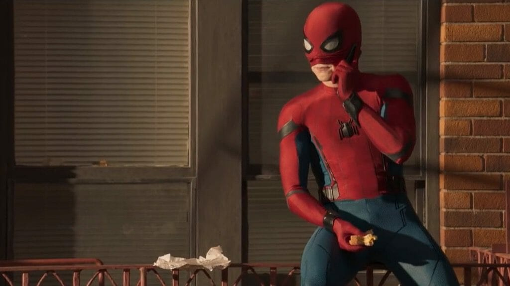 Spiderman Homecoming 2017 Movie Screencaps