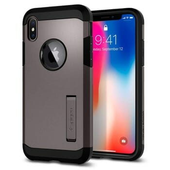 Spigen Tough Armor Case for iPhone XS