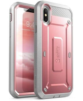 Supcase Unicorn Beetle Series Case For iPhone XS