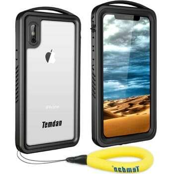 Temdan Supreme Series Case for iPhone XS