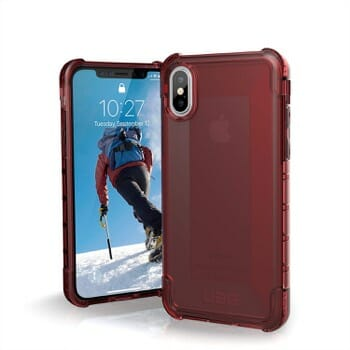 UAG Feather Lite Cases for iPhone XS