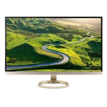 Acer H277HU kmipuz 27 inch WQHD Monitor