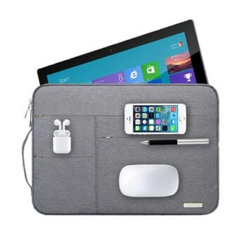 Audirex Water Drop Laptop Sleeve for iPad Pro 2018 Edition