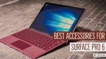 9 Best Accessories To Buy For Your New Surface Pro 6