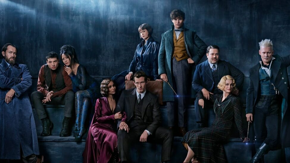 Fantastic Beasts The Crimes Of Grindelwald Screencaps 3