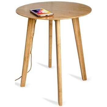 FurniQi Wireless Charging Table for iPhone