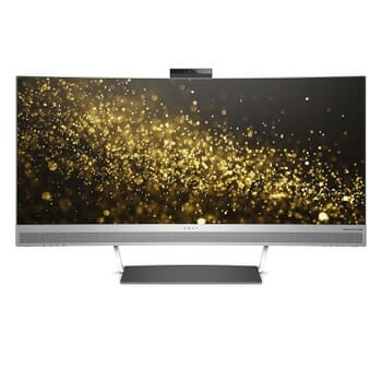 HP Envy 34 inch Curved Ultra WQHD Monitor