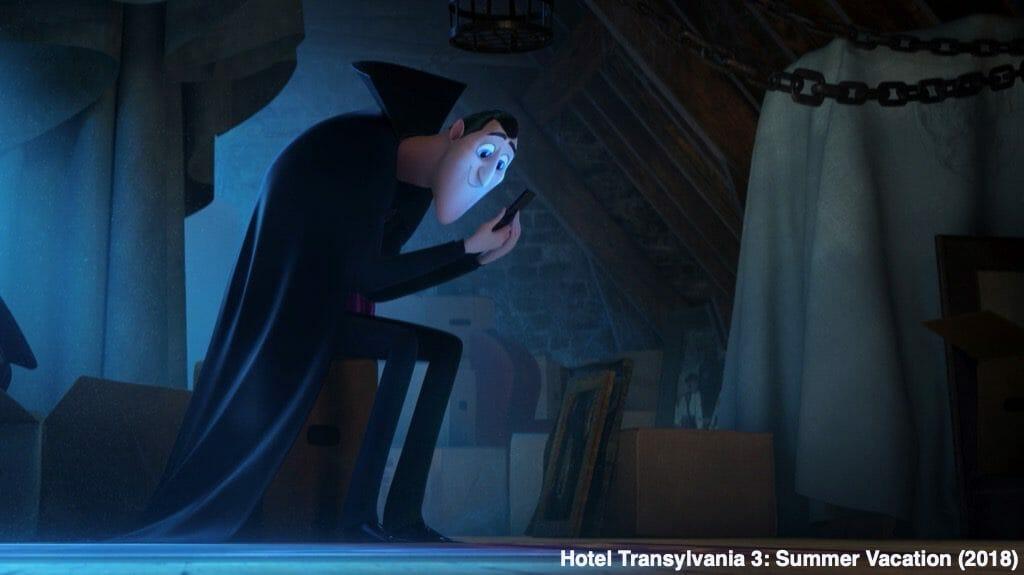 Hotel Transylvania 3 Summer Vacation 2018 Movie Screencaps