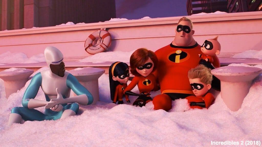 Incredibles 2 2018 Movie Screencaps