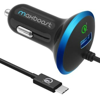 Maxboost Type C Car Charger