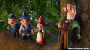 Sherlock Gnomes 2018 Movie Screencaps