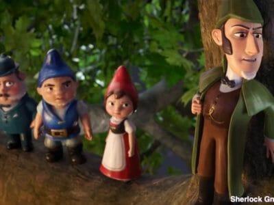 Sherlock Gnomes 2018 Movie Screencaps