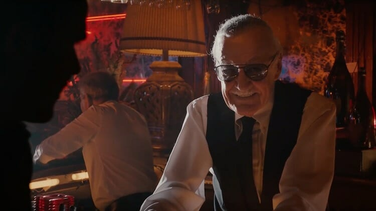 Stan Lee Cameo In Ant-Man