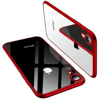TORRAS iPhone XR Clear Case