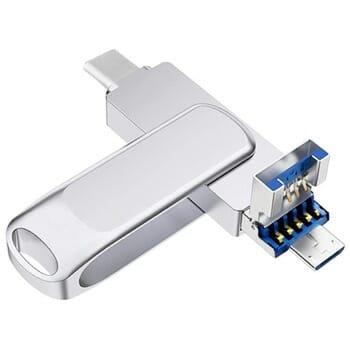 USB C iPhone Flash Drive for iPad Pro