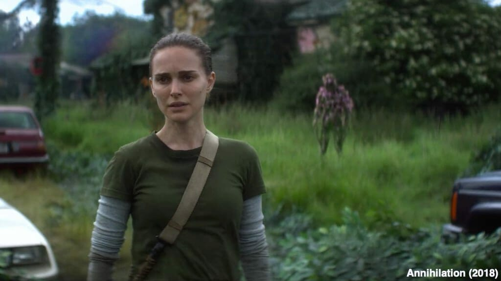 Annihilation 2018 Movie Screencaps 1 - best Movies of 2018