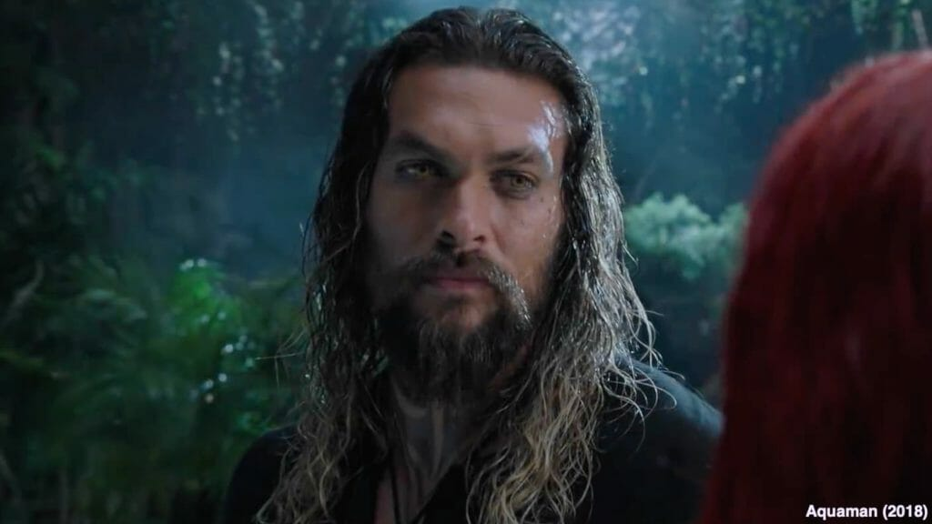 Aquaman Movie 2018 Screencaps 4