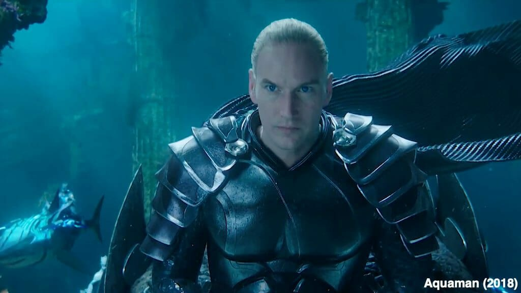 Aquaman Movie 2018 Screencaps 6