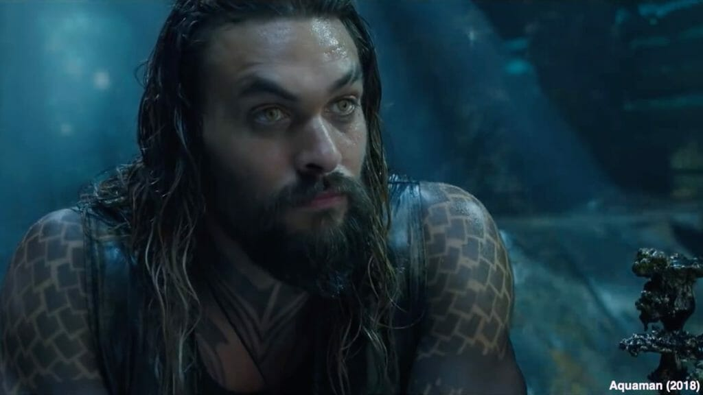 Aquaman Movie 2018 Screencaps 3
