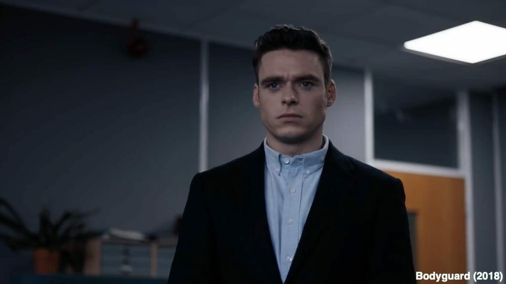Bodyguard 2018 Netflix TV Show Screencaps