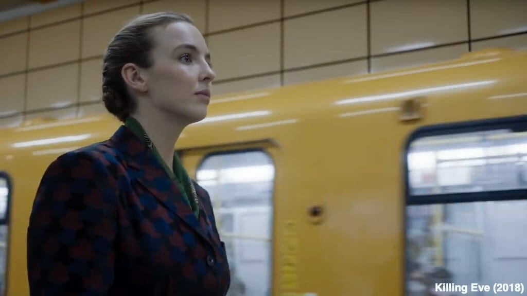 Killing Eve 2018 TV Show Screencaps