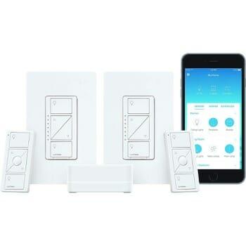 Lutron Caseta Wireless Smart Lighting Switch