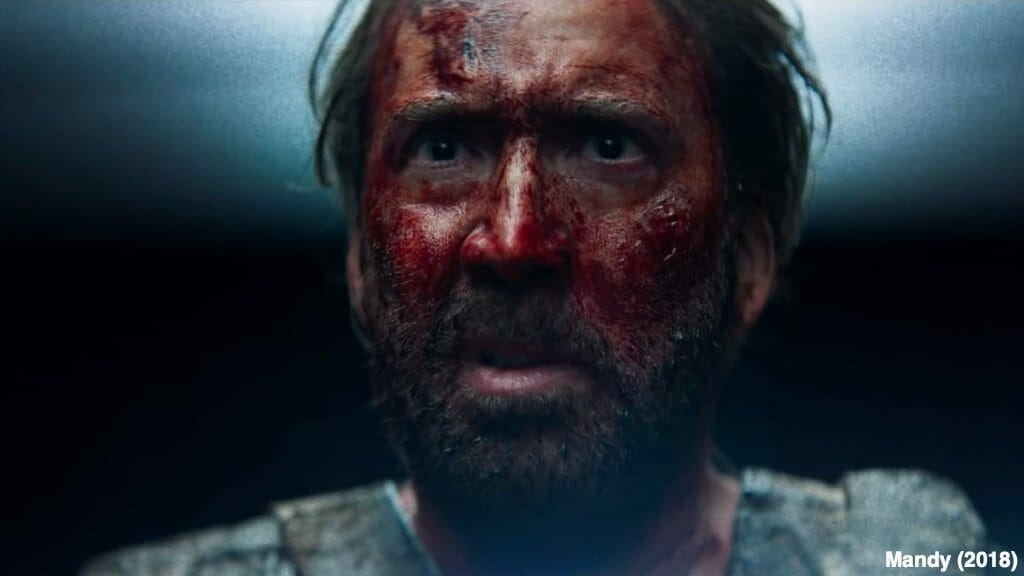 Mandy 2018 Movie Screencaps - Best Movies of 2018