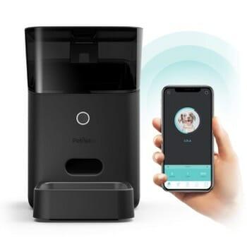 Petnet Smart Feeder As Tech Gift Ideas