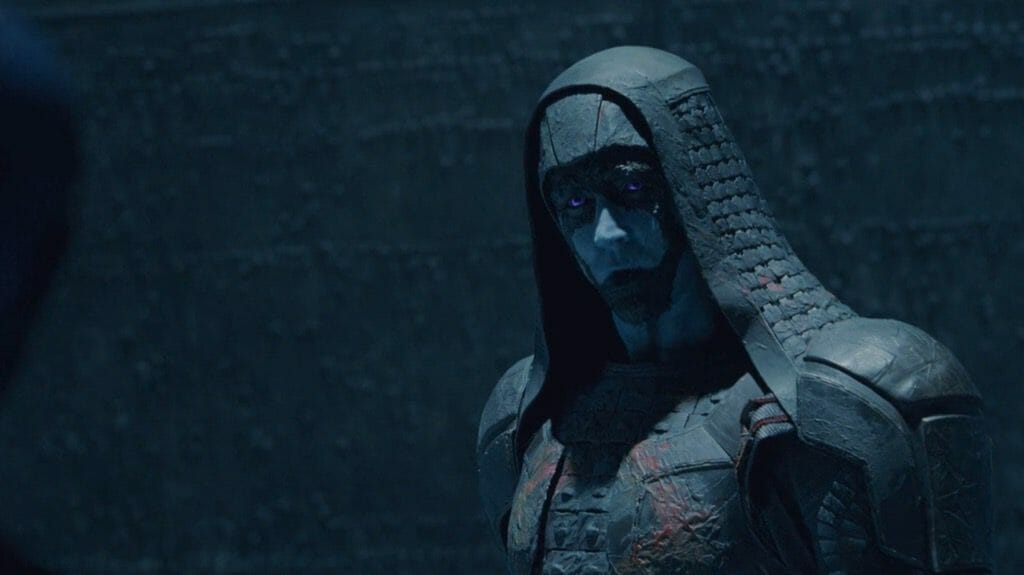 Ronan The Accuser In The Guardians of the Galaxy Movie
