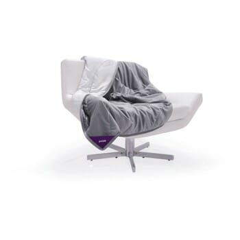 The Purple Blanket