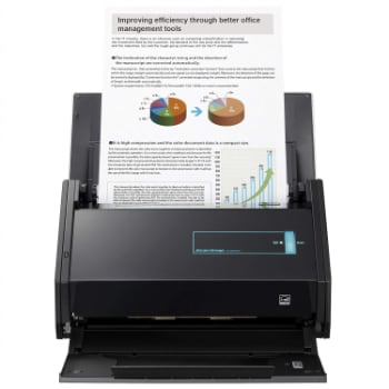 Fujitsu ScanSnap Color Desk Scanner