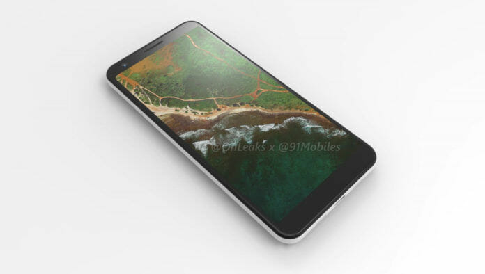 Google Pixel 3 Lite Images