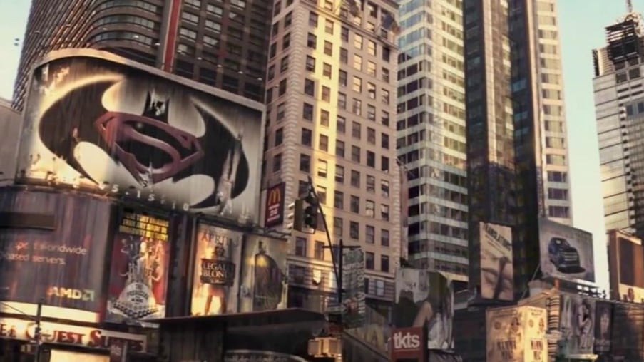 I am Legend Movie Predicts Batman Vs Superman Movie
