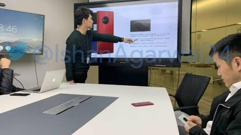 OnePlus 7 Leaked Images