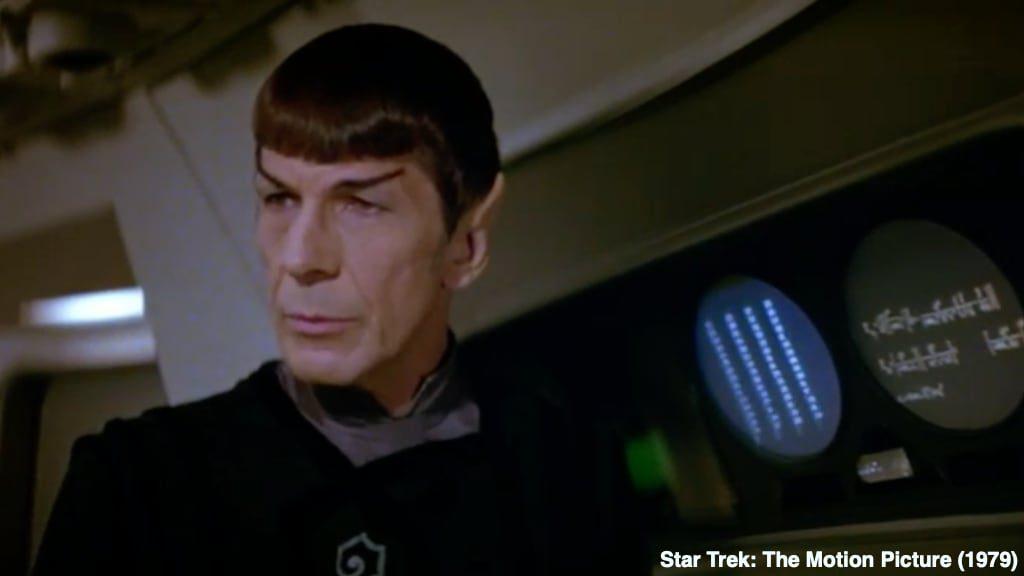 Star Trek The Motion Picture 1979 Movie Screencaps