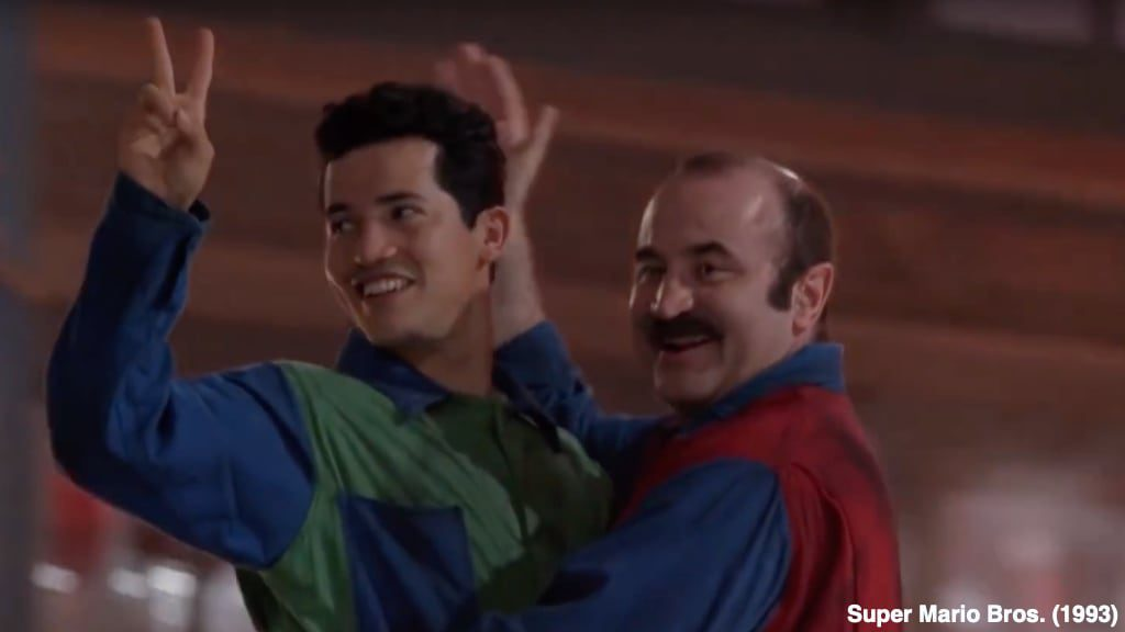 Super Mario Bros 1993 Movie Screencaps
