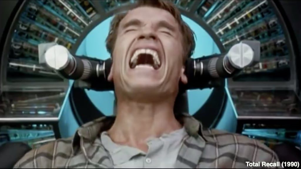 Total Recall 1990 Movie Screencaps