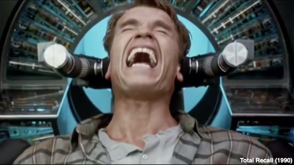 Total Recall 1990 Movie Screencaps