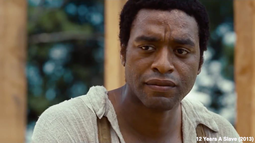 12 Years A Slave 2014 Oscar Winning Movie