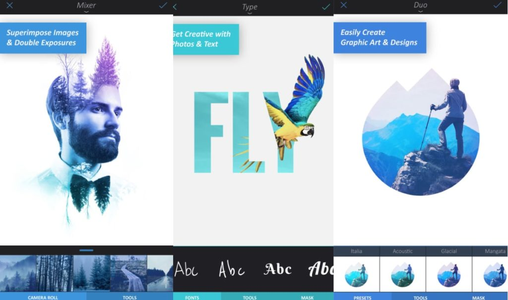 Best Photo Editor Apps for iOS - Enlight App Screenshot