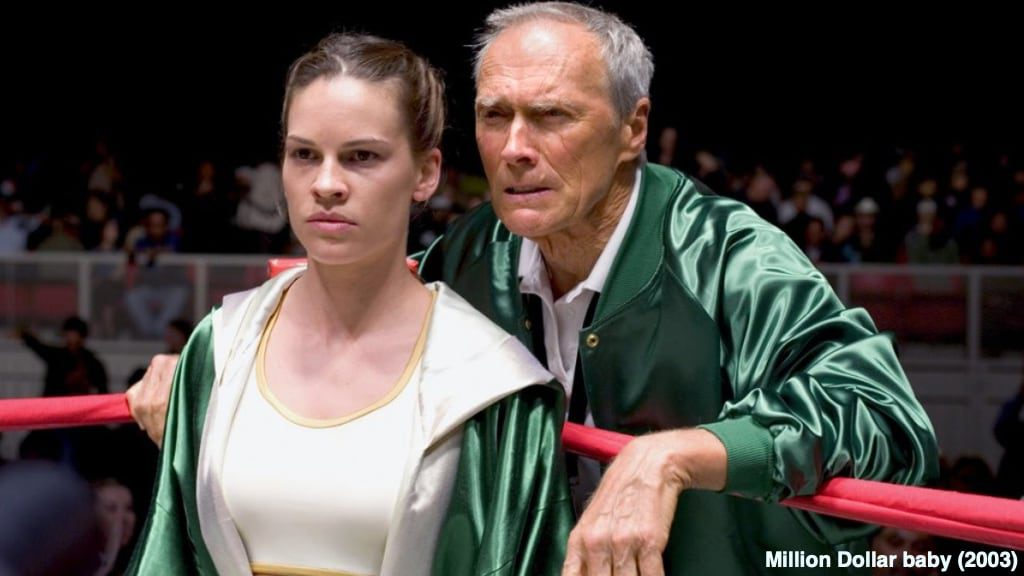 Million Dollar Baby 2005 Oscar Winning Movie