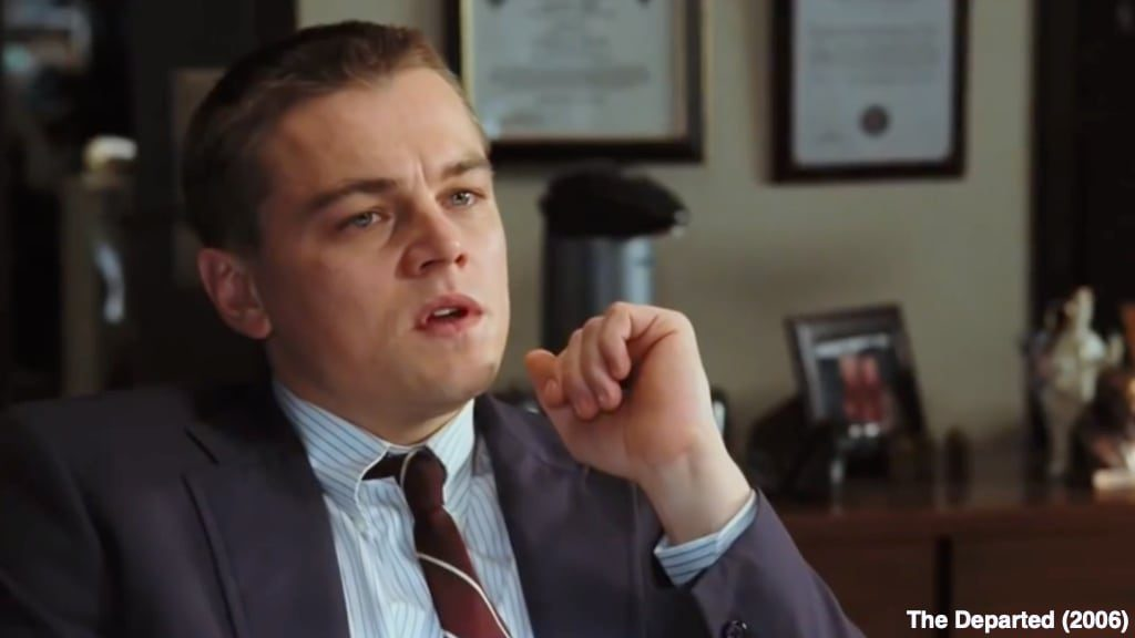 The Departed 2007 Oscar Winning Movie