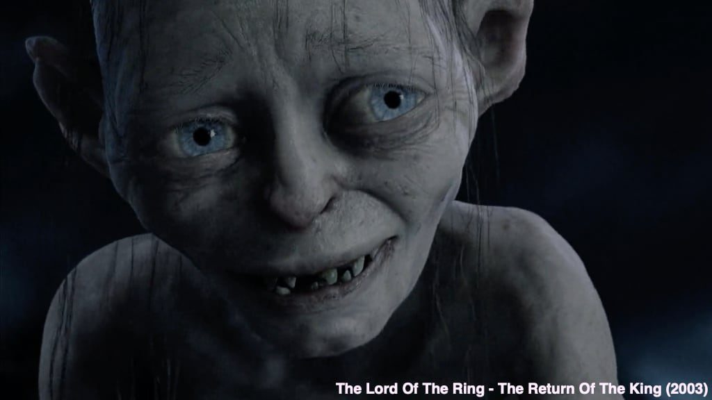 The Lord Of The Rings-The Return Of The King 2004 Oscar Winning Movie