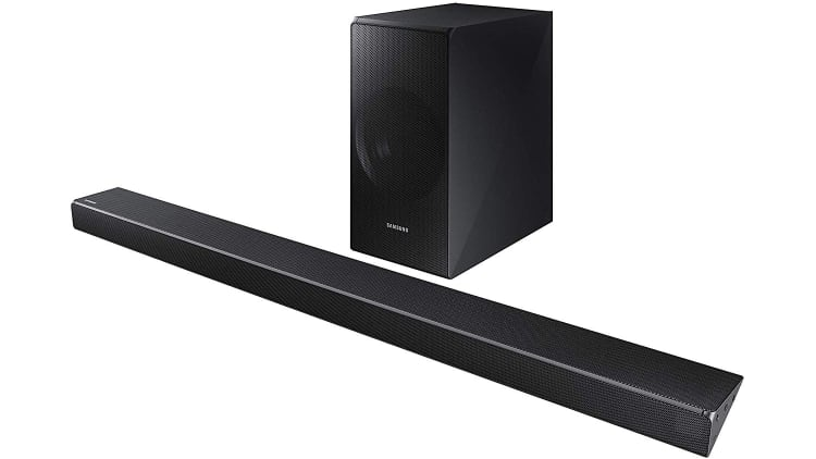Airplay Enabled Samsung Panormic Soundbar