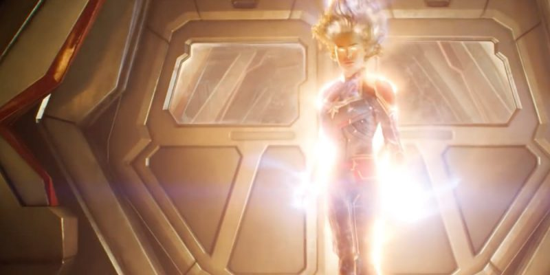 Captain Marvel Movie Review Screencaps 1