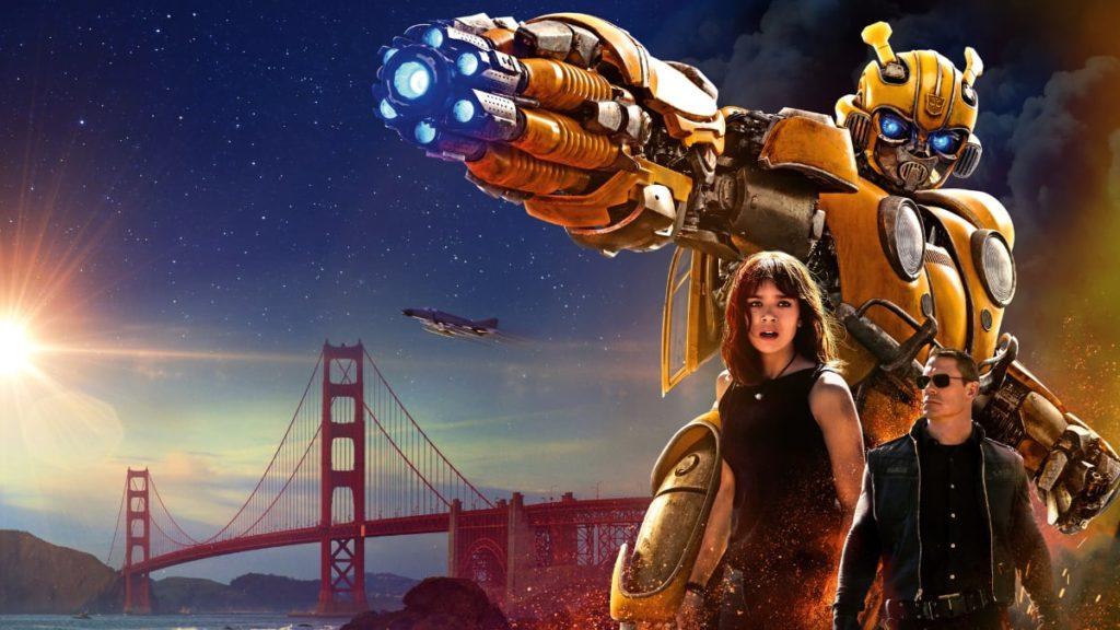 Bumblebee Movie Poster 2018