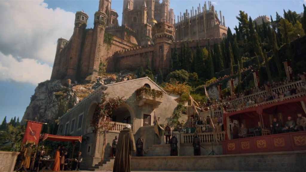 Game Of Thrones Season 4 Screencaps